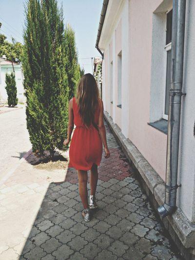 Girls Beautiful Streetphotography Summertime