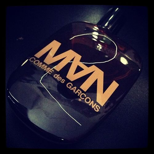 LivingAHighLife Cdg Man Perfume