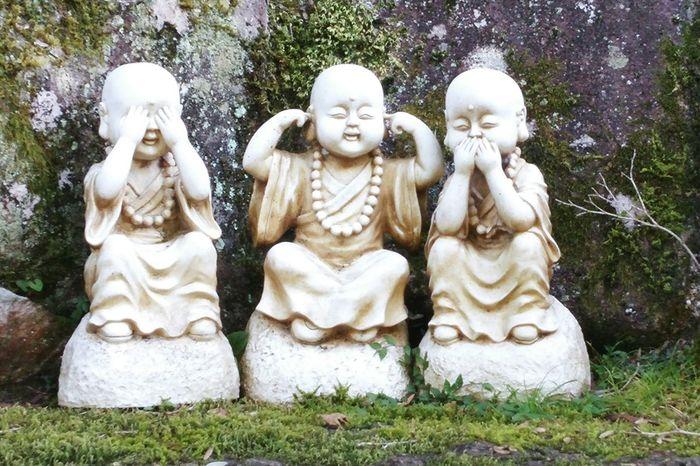 Buddhas Japan Hiroshima