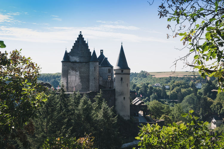 Architecture Castle City Cityscape Luxembourg Nature Building Outdoor Photography Outdoors Palace
