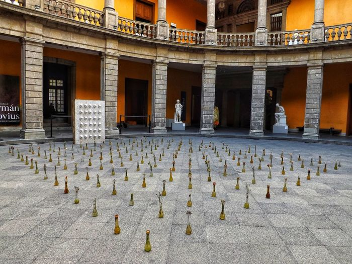 silencio Urbanphotography Travel Memories Travel Mexico Museum Museum Visit King - Royal Person History Religion Architecture