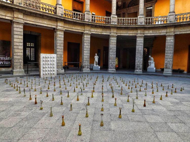 silencio Urbanphotography Travel Memories Travel Mexico Museum Museum Visit King - Royal Person History Religion Architecture