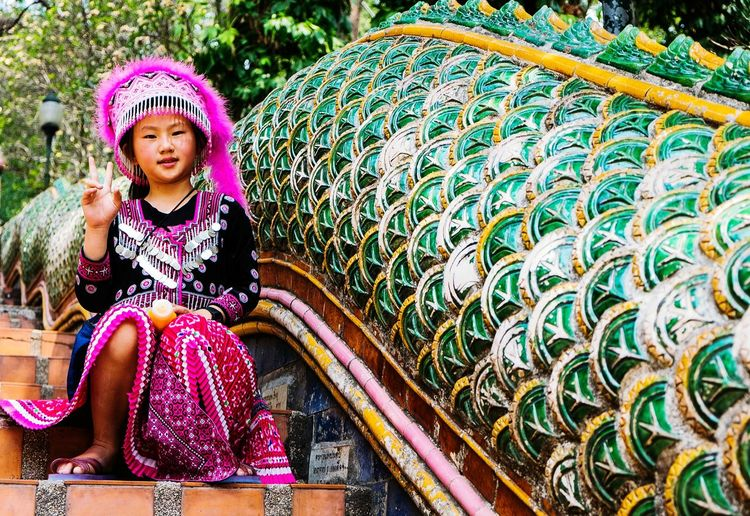 Elementary School Thailand Culture Chiang Mai | Thailand People