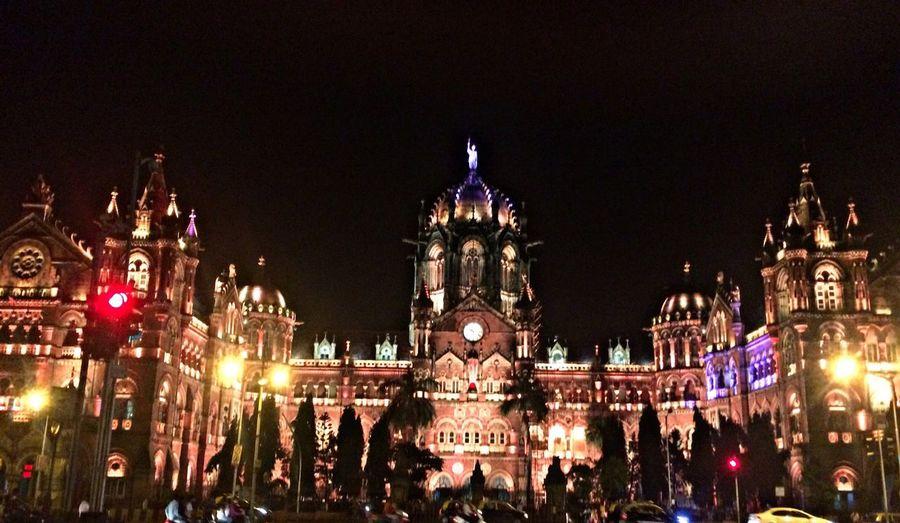 CST Mumbai India HaadiMastim