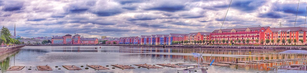 Preston Docks Panorama Panoramic Photography Taking Photos EyeEm Best Edits Clouds And Sky Stormy Weather Cloudporn HDR Collection