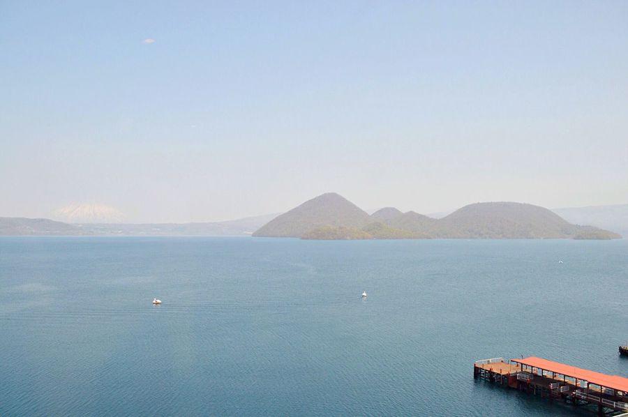 洞爺湖 Toyako Nature Beauty In Nature Likesea Hokkaido Japan Travel 20130525