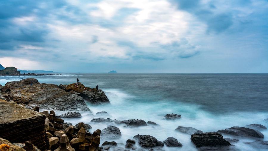 Fishing Sea