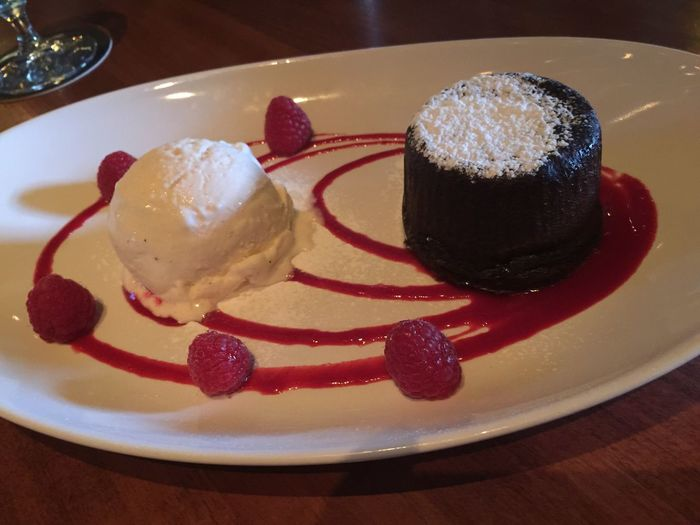 Chocolate soufflé Foodspotting