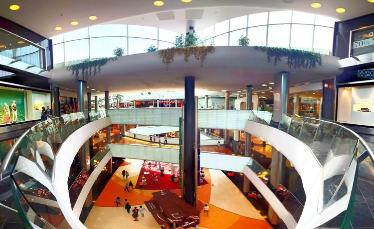 C.C. Marineda - A Coruña Galifornia Galicia Acoruña Marineda Shopping