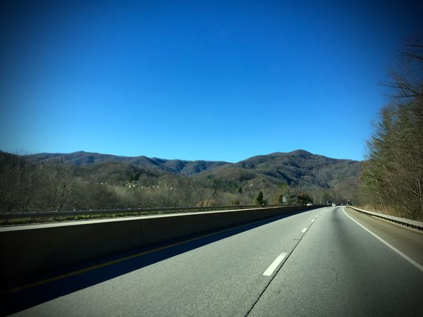 Highway Iphone 6 IPhoneography Mountain Range Mountains On The Road Roadside Roadtrip