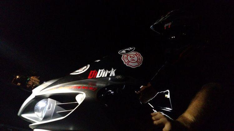 Yamaha R1 Icon Icon Motorsports Yamaha Motorcycle CrotchRocket Bike Lighting Up The Night... Lighting 1000cc