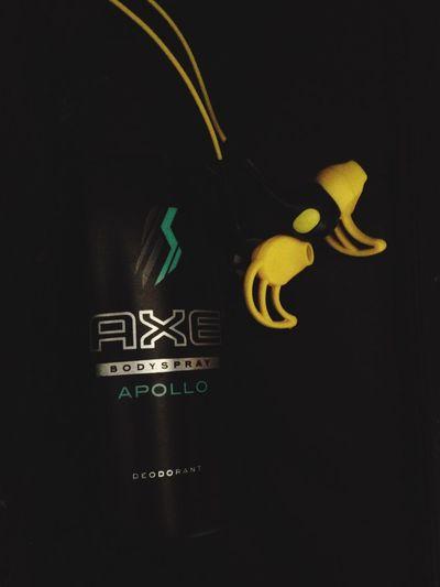 Axe AxéMusic