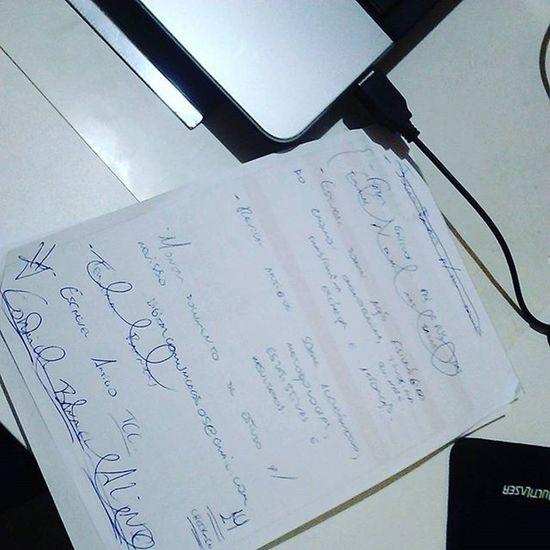 Dia produtivo! Estudar  TCC Tccendo EducacaoFisica Iniciaçaocientifica PROJETO Congresso Asmec Celafiscs