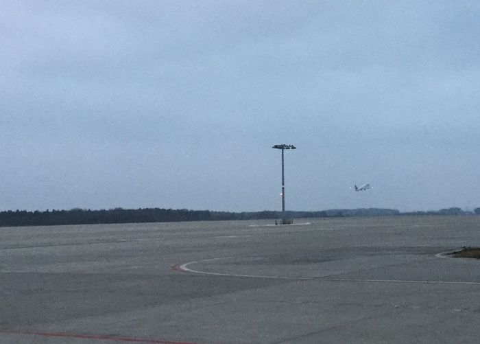 Starting Airplane Plane Airport