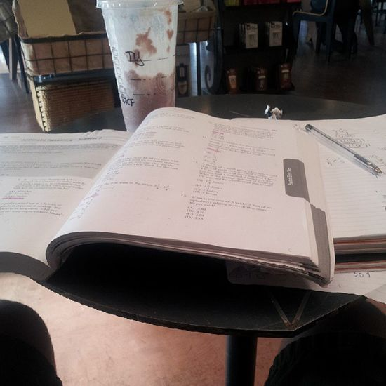 Studying. Smh but test Tuesday determines the rest of my life. LetsGetIt