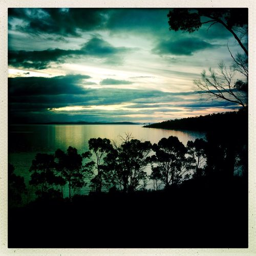 End of the world Tasmania Summer Sunset Exploring Mariogordon