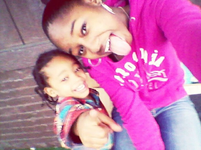mee && my younginn i love myy lil brudderr ;)!