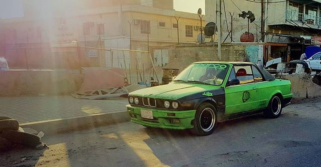 Photooftheday Picoftheday Photo Baghdad Bmw Cars Car Bmwlovers