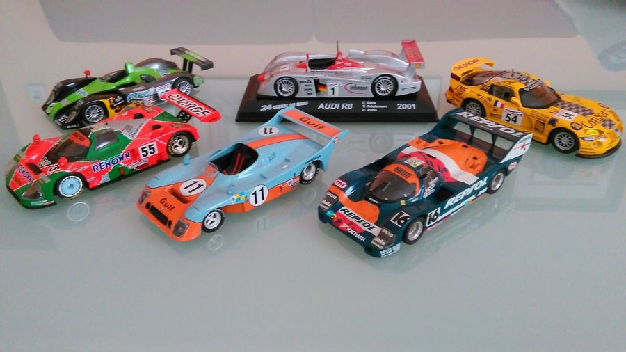 My Le Mans Cars