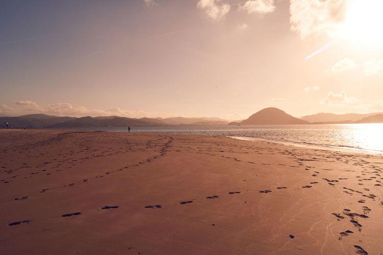 A view feom puntal beach in laredo