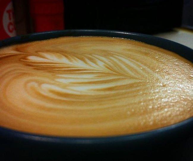 Yummy. Cuppuccino Bluebottlecoffee Cestlavie E61 Expobar