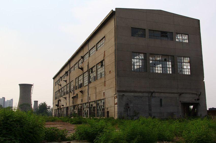 Old building Old Time & Abondoned Factory