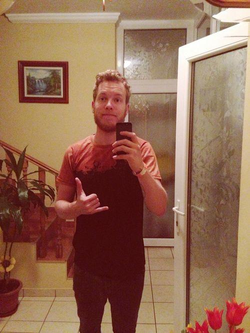 That's Me Self Portrait Selfie Today's Hot Look