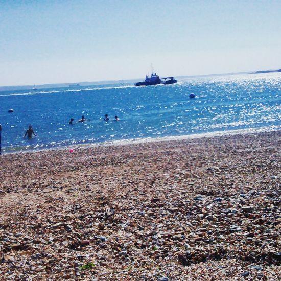English Beach Stones Portsmouth