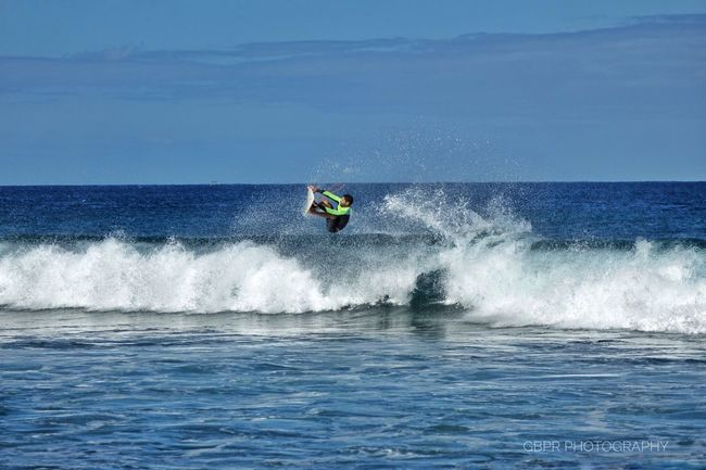 Horizon Over Water Sport One Person Extreme Sports Adventure Skill  Day RISK Surfing Beauty In Nature Puerto Rico Rincon Surf Life Surf Photography Surfers Paradise