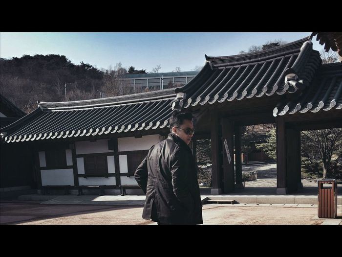 First in a new series of Cinematic Photography . Cinematic Cinematography Young Adult Leather Jacket Film Film Photography Loneliness 16:9 Scene Movie Style Potrait Film Art People And Places Shot in Seoul South Korea