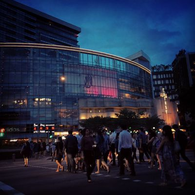 Streetphotography Street Street Light Outdoors Pedestrian Crossing Singapore