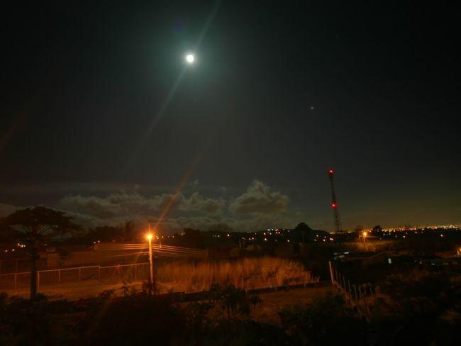 Fgugal Sky Night Moon