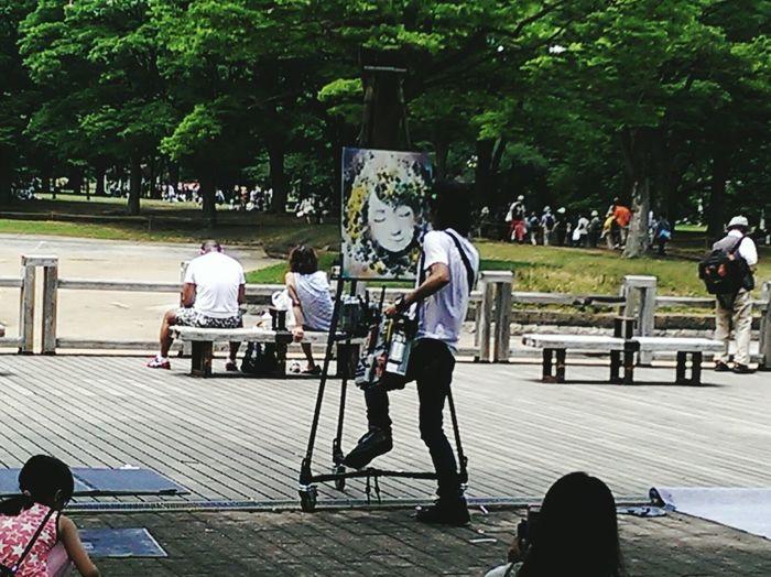 Taking Photos Art Artist Yukinkoakira Drawing