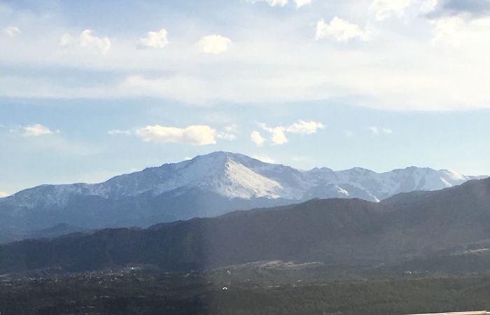 Mountain Landscape Beauty In Nature Nature Sky Peak Day Mountain Range Snow Outdoors Scenics No People Range