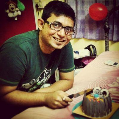 Surprise Awsome HappyBirthday Love @duttanwesha