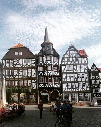 Fritzlar Timberedhouses