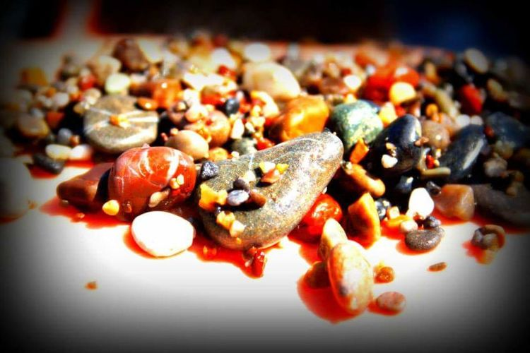 Summer Summertime Color Colors Pebbles Photography