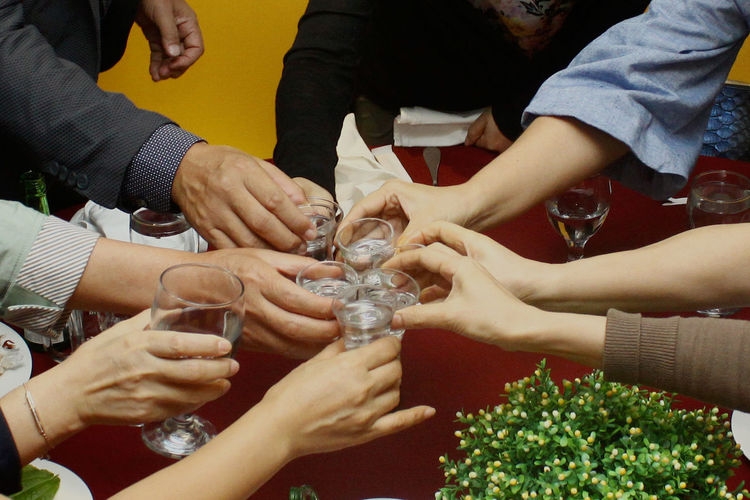 Adult Adults Only Alcohol Alcoholic Drink Celebration Day Drink Drinking Glass Human Body Part Human Hand People Toasts