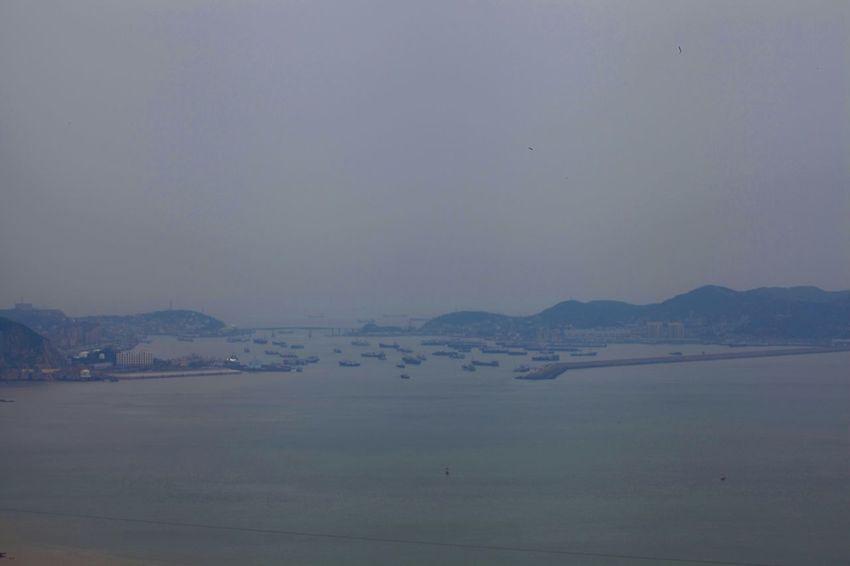 Hello World My City VSCO Shengsi Seaside Sea And Sky City Life Enjoying Life Living Living Life