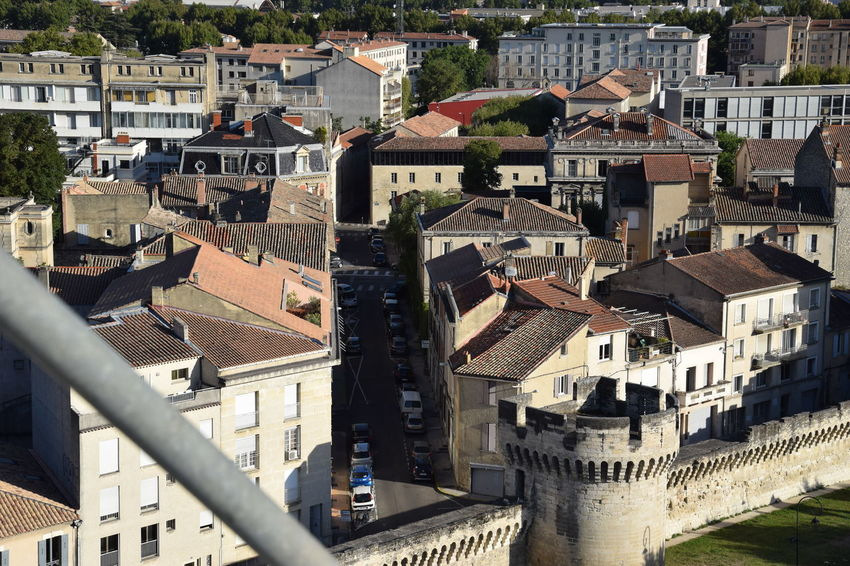 Avignon EyeEm Best Shots EyeEm Gallery Landscape_Collection View Architecture Building Exterior Built Structure City Cityscape Community Day Eye4photography  High Angle View House Landscape Landscape_photography Old Outdoors Residential Building Roof Streetphotography Town