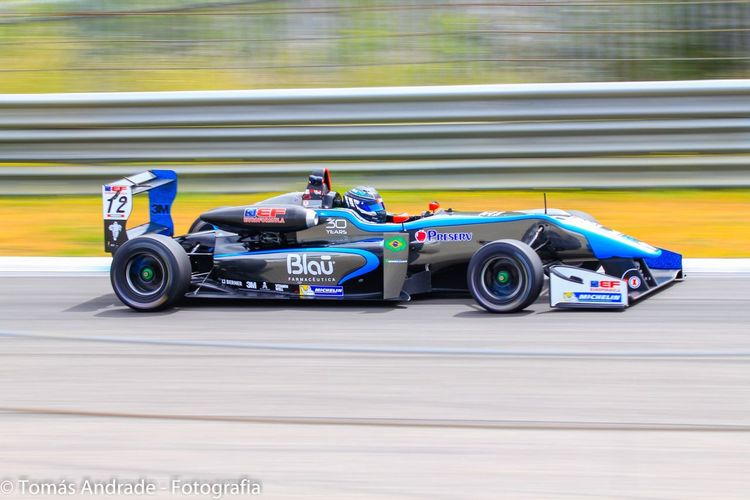 Sports Race Motorsport Speed Auto Racing Sports Track Sport Racecar Crash Helmet Competition Motion Competitive Sport Driving Blurred Motion Two People Day Outdoors People euroformula