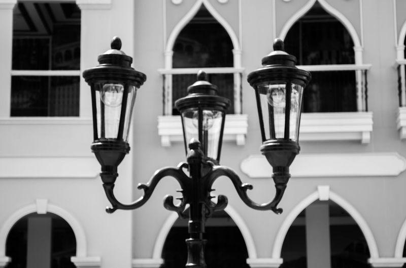 Street Photo Black And White Blackandwhite Eye4photography  No People Photography Photooftheday Streetlights Streetphotography BGC, Taguig