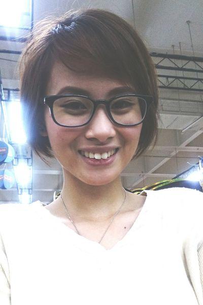 New haircut 😉