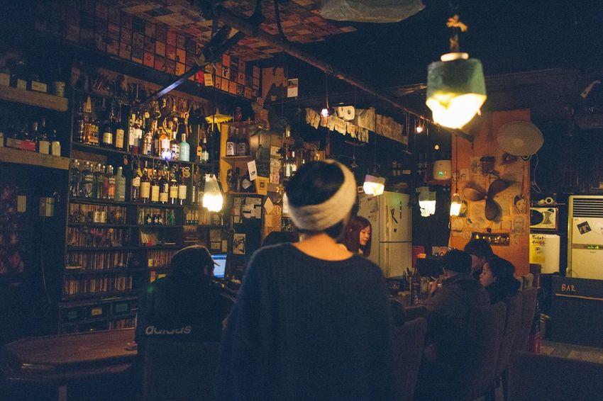 Bar Seoul, Korea Seoul Still Life People And Places