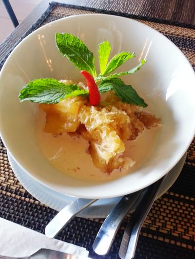 Delicious Indonesia desert.
