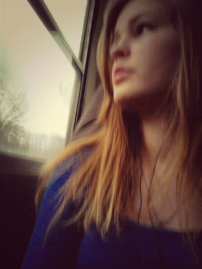 Forever Alone In The Bus Haha