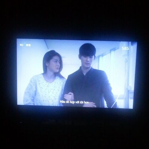 How cute huhu started being addicted alreadyyyyyyyy Manwhocamefromthestars Kimsoohyun Jeonjihyun