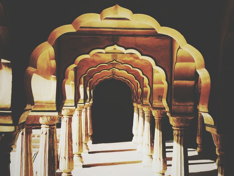 Arch Architecture History Travel Destinations No People Indoors  Built Structure Architectural Column Ancient Civilization Day The Street Photographer - 2017 EyeEm Awards The Architect - 2017 EyeEm Awards The Great Outdoors - 2017 EyeEm Awards The Secret Spaces Jaipur_diaries Wallsofpast The Great Outdoors - 2016 EyeEm Awards Sommergefühle EyeEm Selects Neon Life Paint The Town Yellow