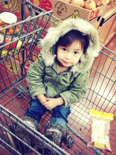 MY BABY.  ( :