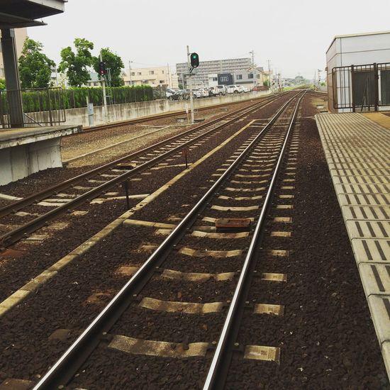 Moriya Train Countryside